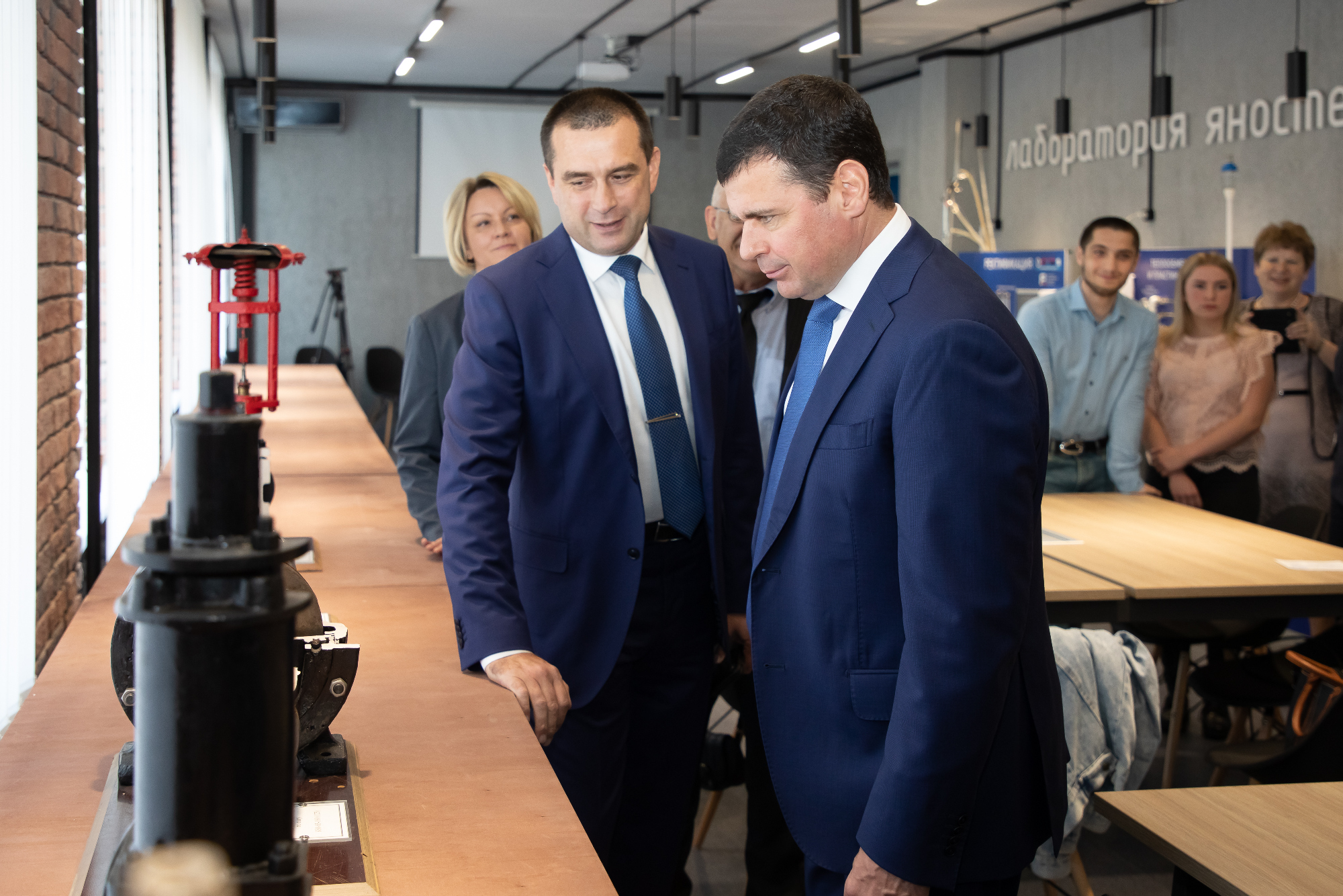 "Innovative educational center ""YANOS-technology"" was opened in Yaroslavl State Technical University"