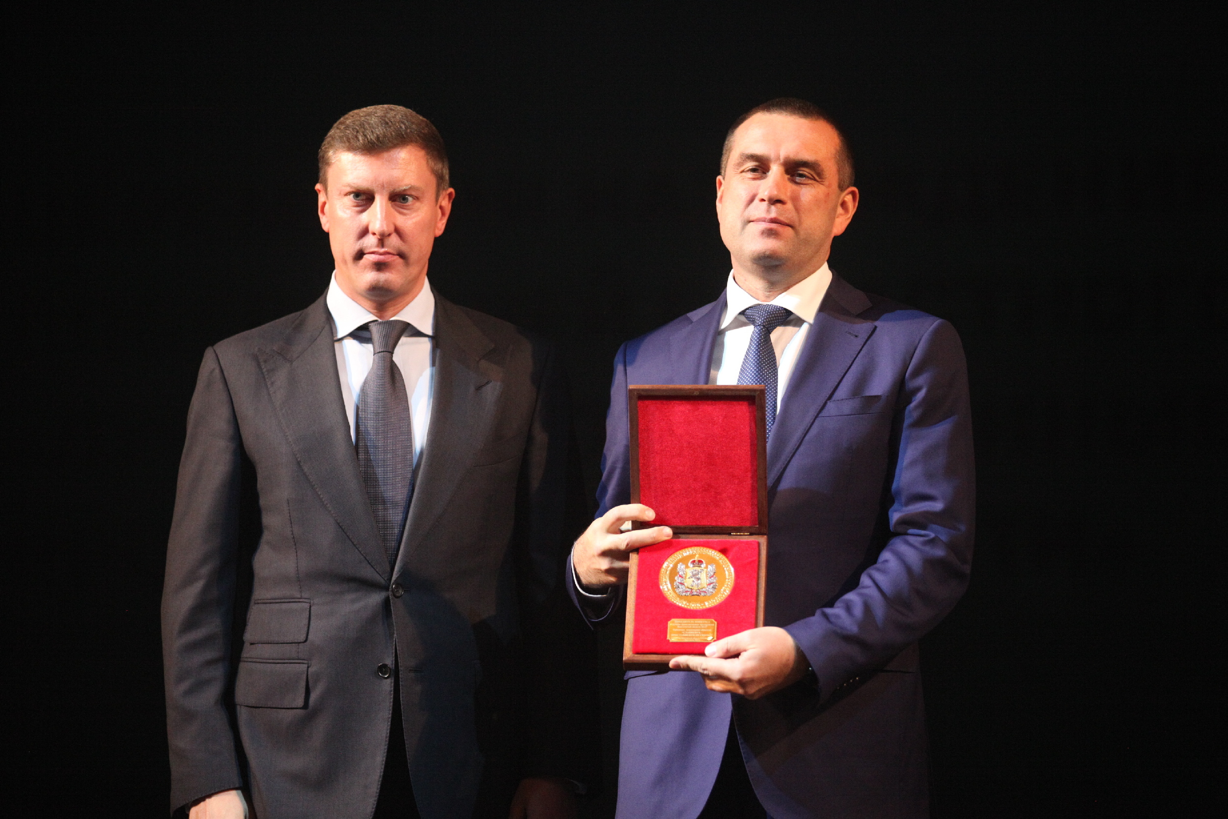 "YANOS is once again recognized as the ""Best Enterprise of the Yaroslavl Region"""