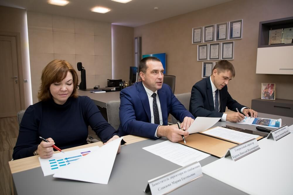 """Slavneft-YANOS"" took part in the work of the XVth Coordination Council for Industrial Cooperation"
